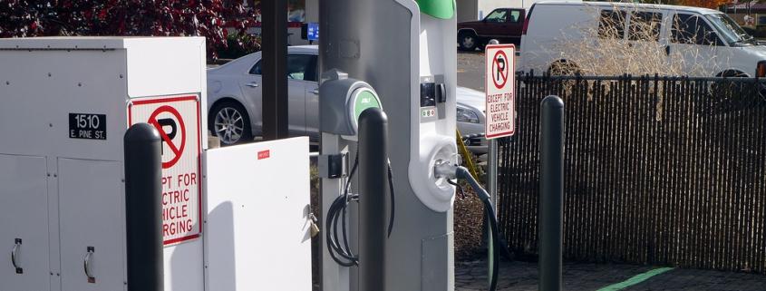 EV charging Dubai