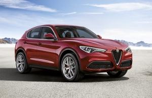 Alfa Romeo Stelvio Dubai