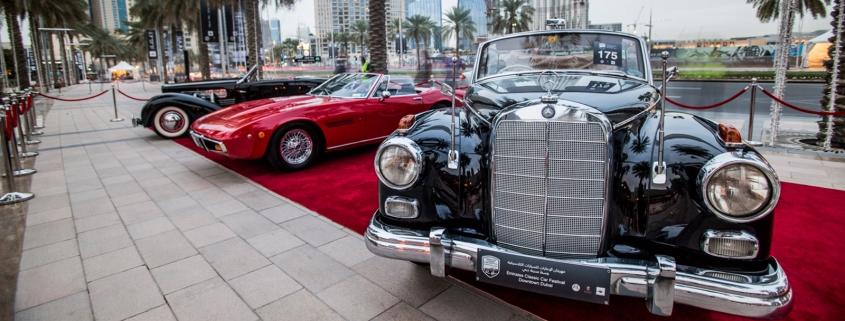 UAE classic Cars