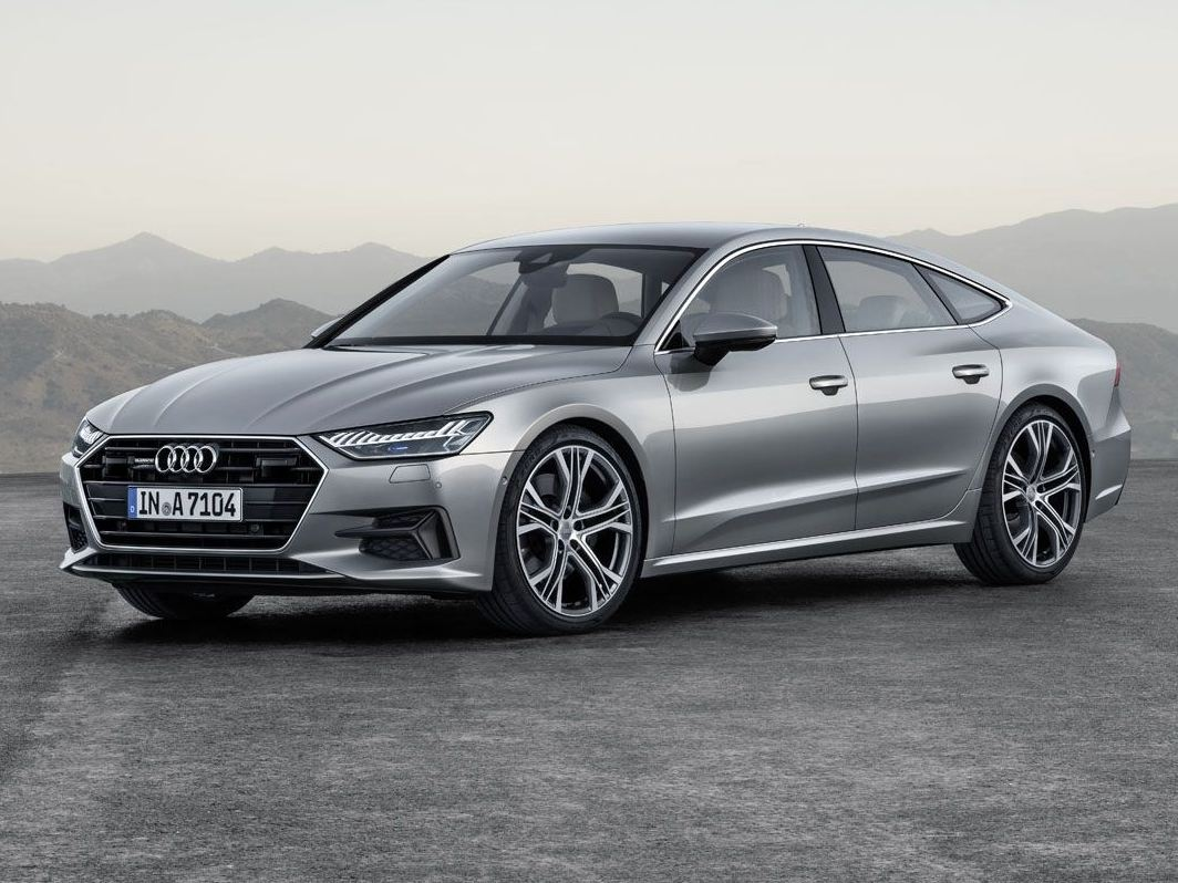 Audis A7 Sportback Is Available Now Throughout Uae