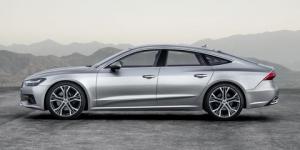 Audi A7 UAE
