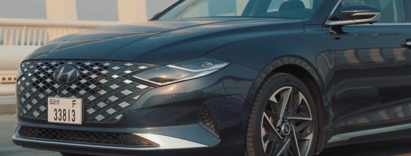 2021 Hyundai Azera