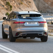 New Jaguar F Pace