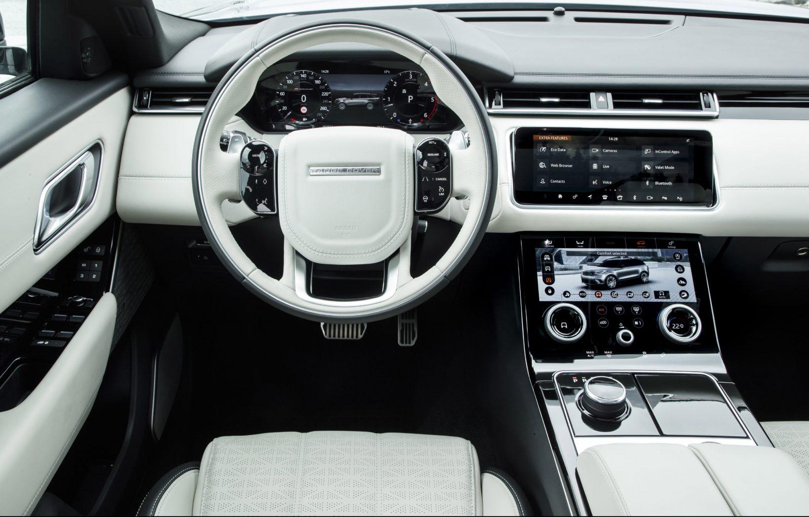 Range Rover Velar1st Edition R-Dynamic interior