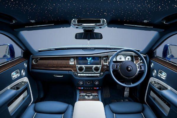 Rolls Royce Phantom 2021 Interior
