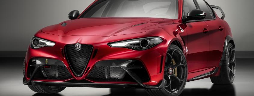 2021 Alfa Romeo Giulia GTAM