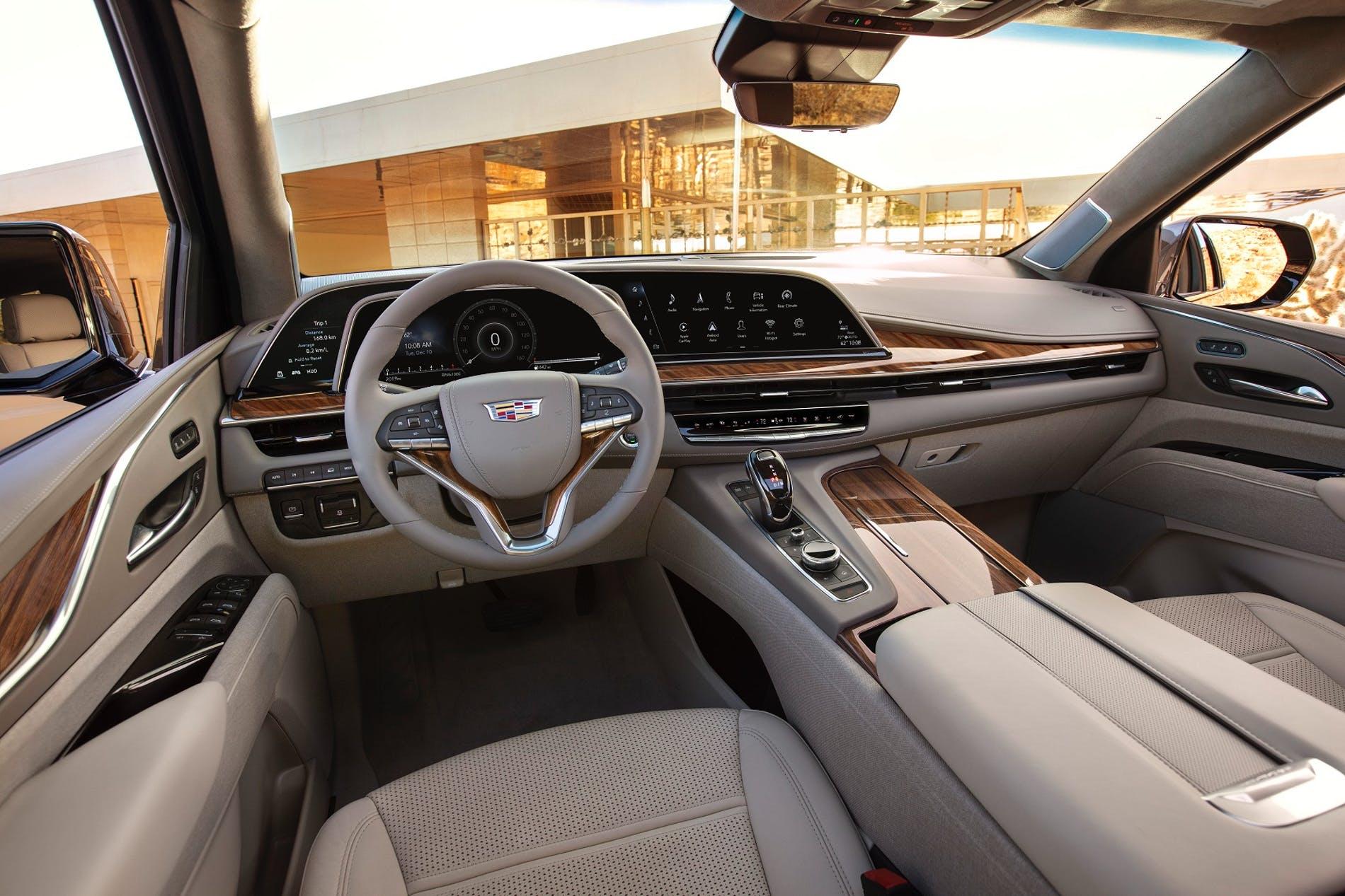 Cadillac Escalade: Fifth Generation