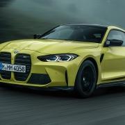 BMW M4 2022