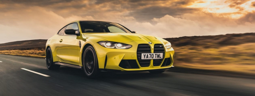 BMW M4 Competition 2021