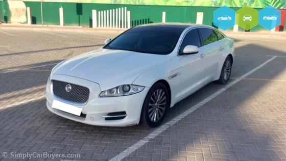 Jaguar XJL 2.0 TC 2014