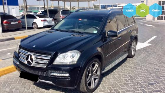 Mercedes-Benz GL 2012