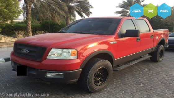Ford F 150 2005