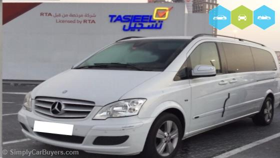 Mercedes-Benz Viano 2015