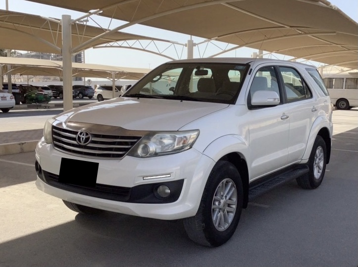 Used Toyota Fortuner 2.7L EXR 2015 For Sale In Dubai