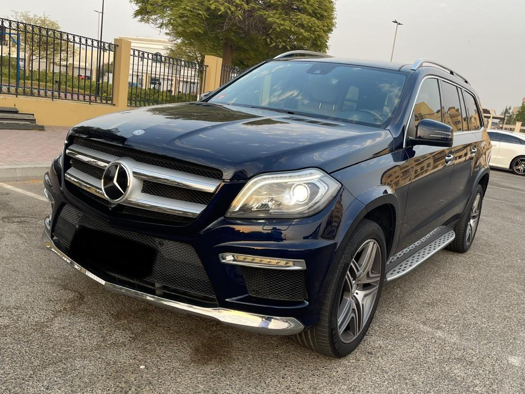 Used Mercedes-Benz GL 500 2016 For Sale In Dubai