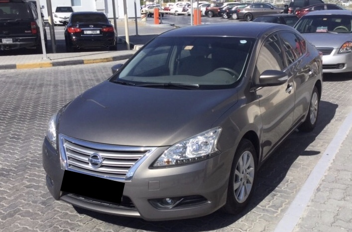 Used Nissan Sentra (1.8 S) 2015 For Sale In Dubai