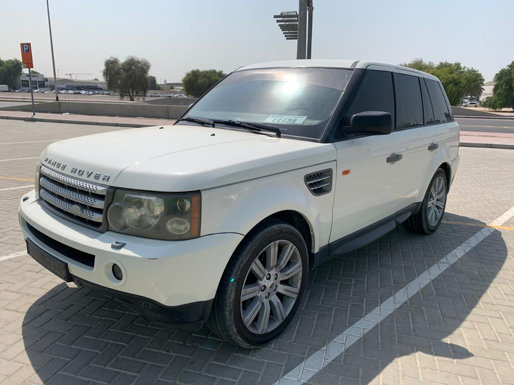 Used Land Rover Range Rover Sport Supercharge 2005 For Sale In Dubai