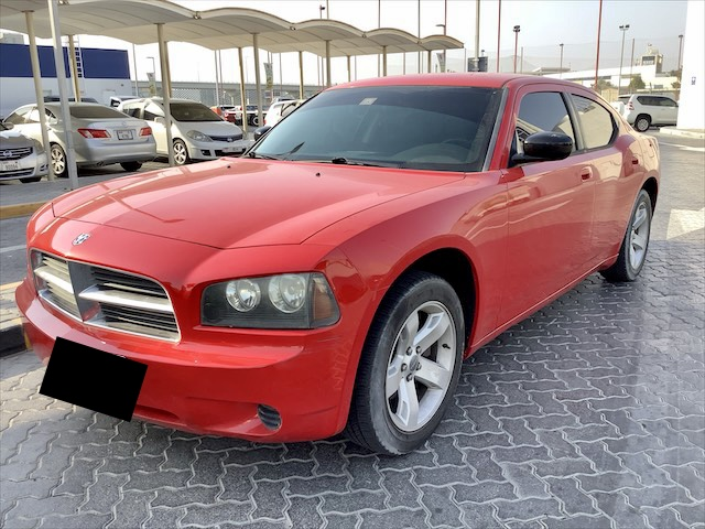 Used Dodge Charger V6 2010 For Sale In Dubai