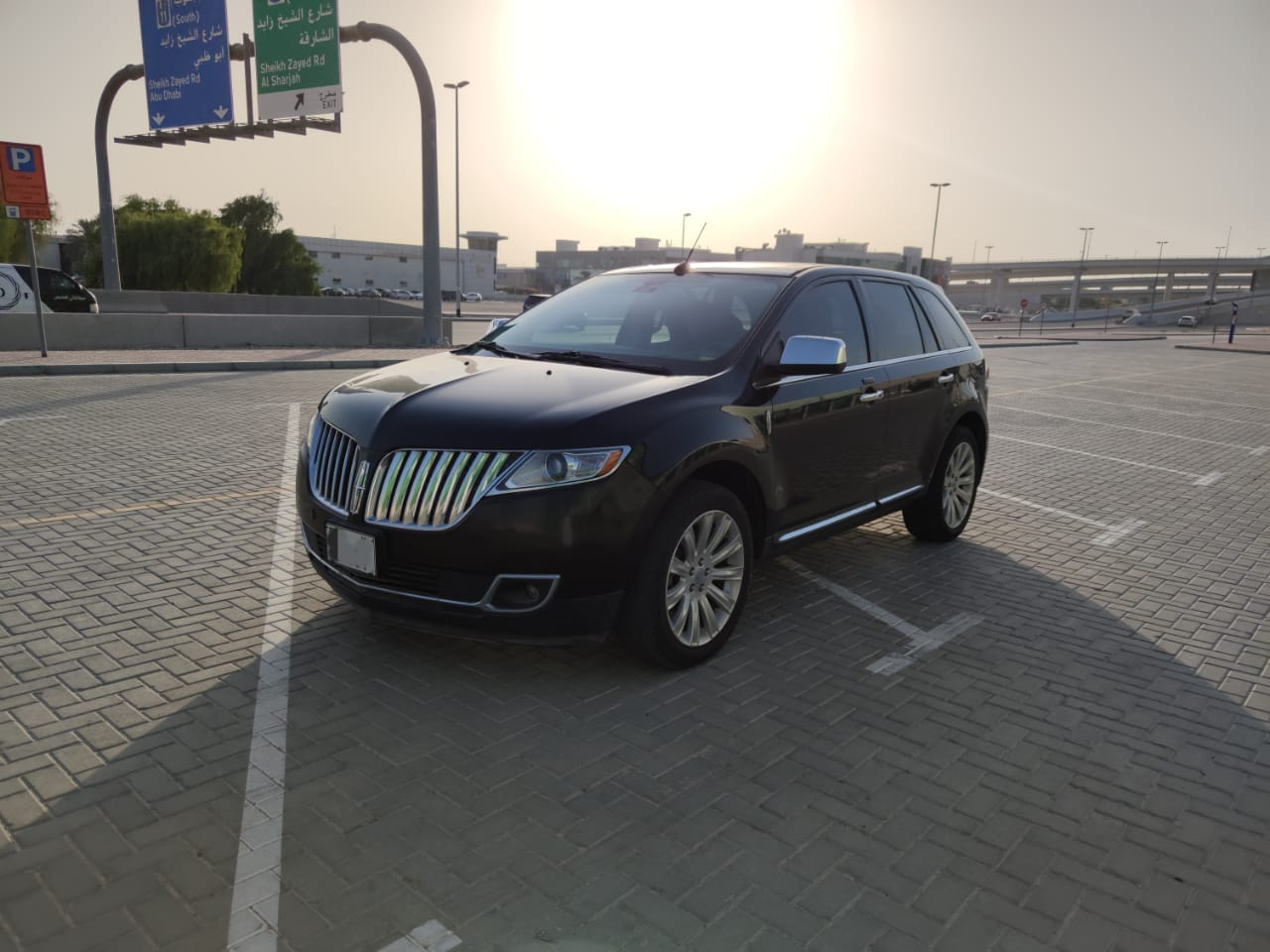 Used Lincoln MKX 2013 For Sale In Dubai