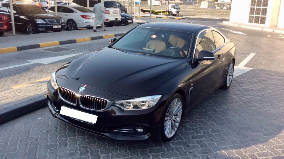 Used BMW 428i Coupe 2014 For Sale In Dubai