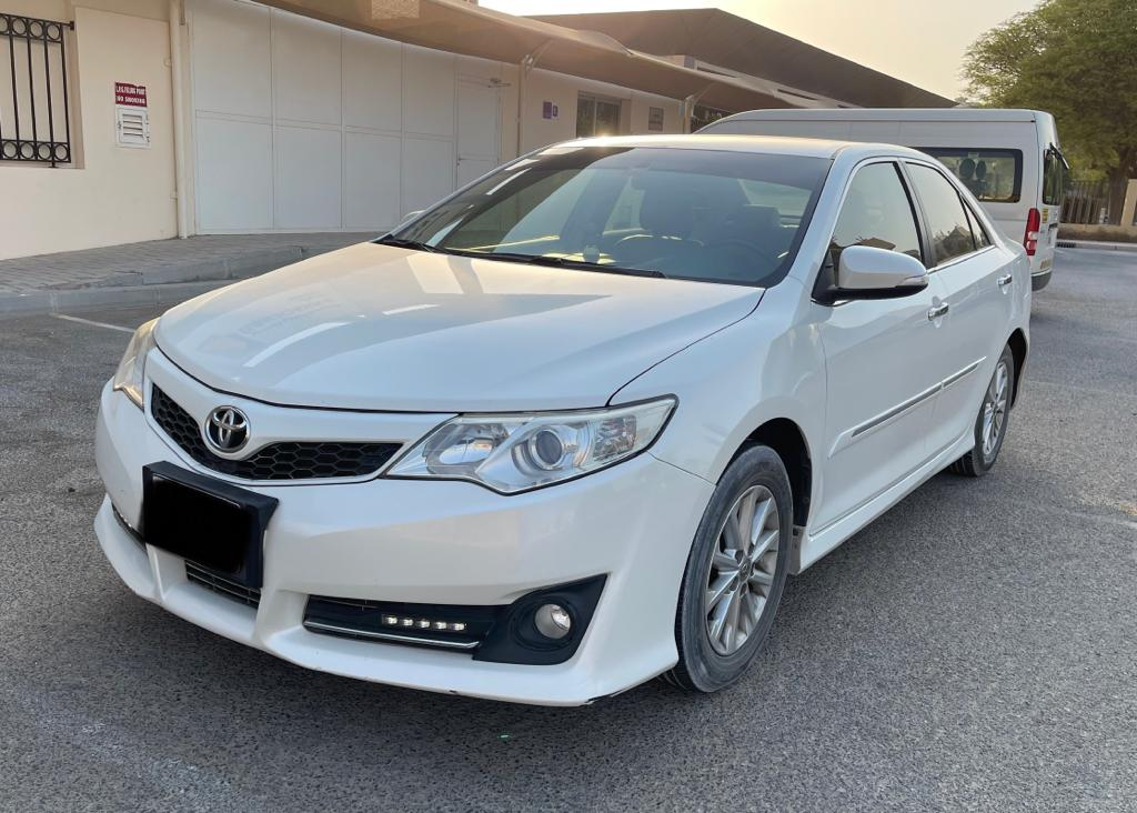 Used Toyota Camry SE 2012 For Sale In Dubai