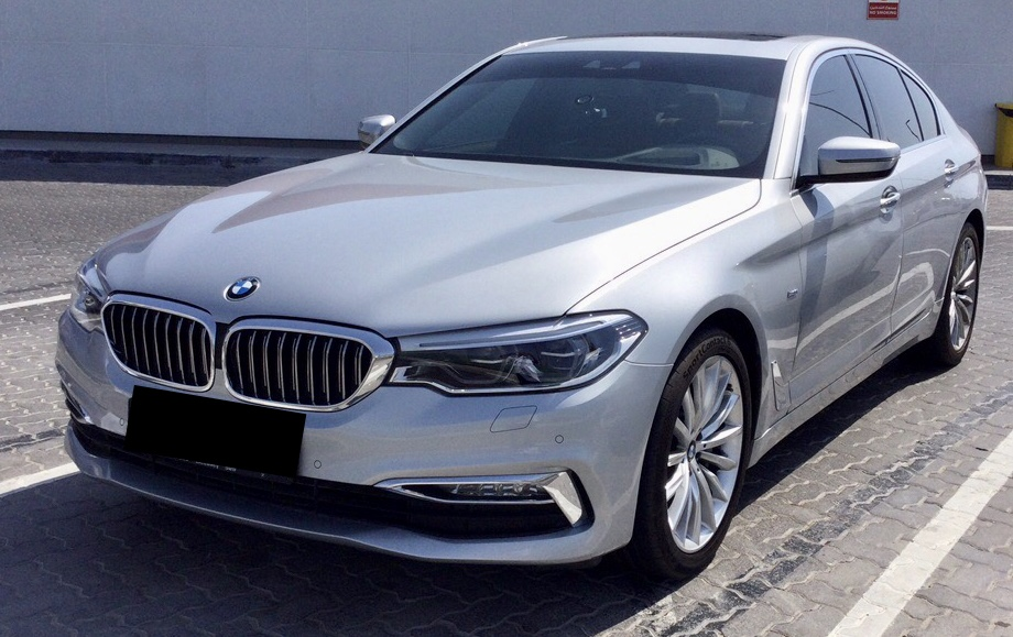Used BMW 530i 2017 For Sale In Dubai