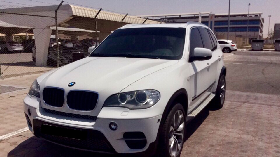 Used BMW X5 35i 2012 For Sale In Dubai