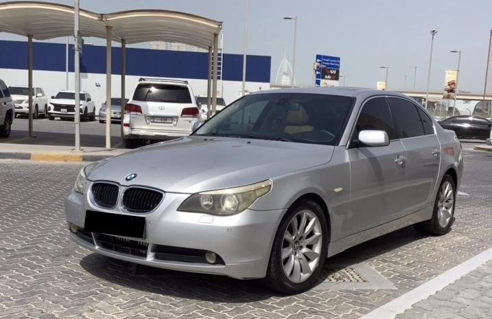 Used BMW 520i 2005 For Sale In Dubai