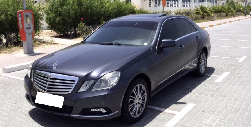 Used Mercedes-Benz E 300 2010 For Sale In Dubai