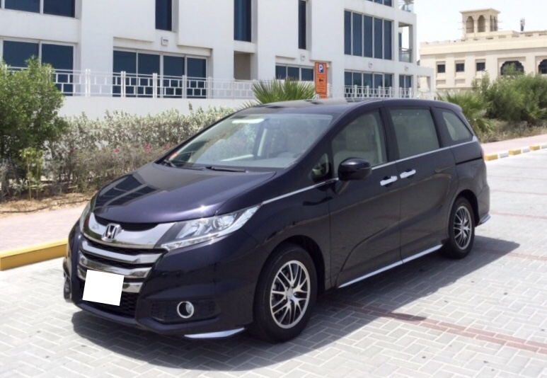 Used Honda Odyssey J EX 2019 For Sale In Dubai