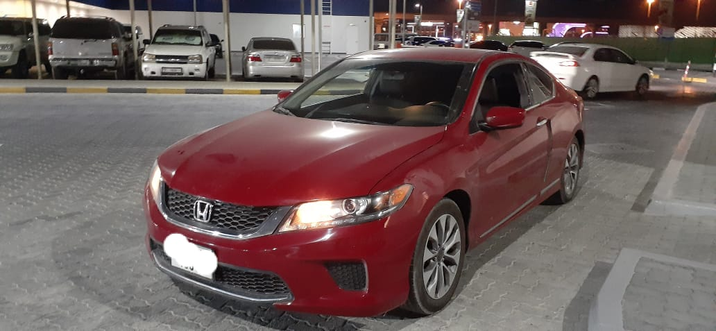 Used Honda Accord Coupe 2.4L 2013 For Sale In Dubai