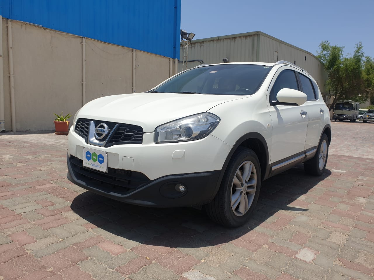 Used Nissan Qashqai 2012 For Sale In Dubai