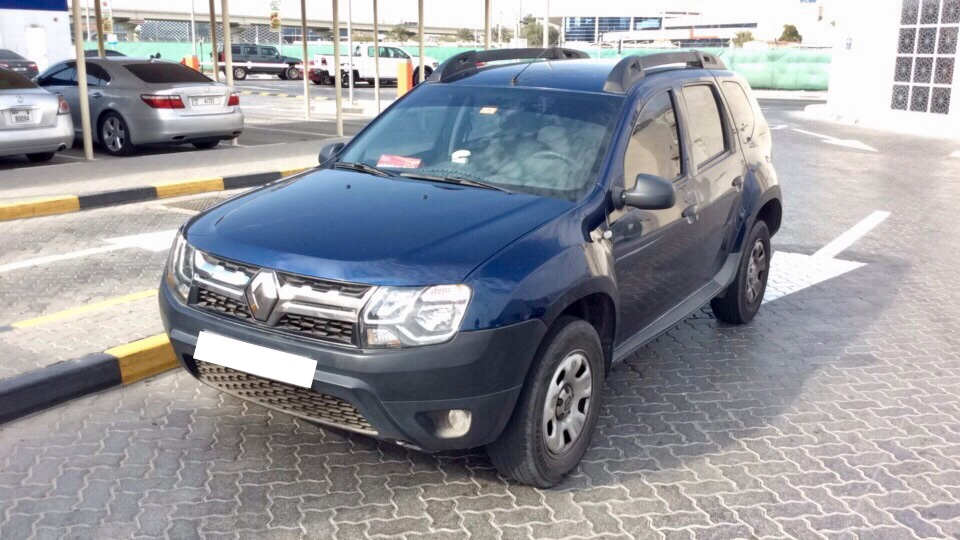 Used Renault Duster 4x2 2016 For Sale In Dubai