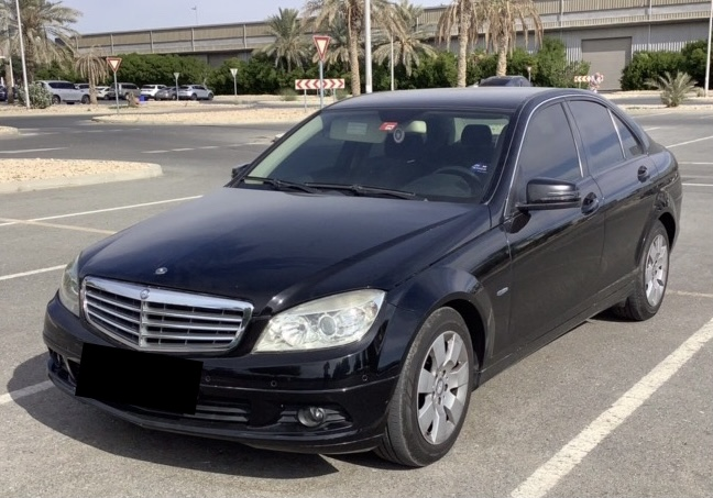 Used Mercedes-Benz C 180 2010 For Sale In Dubai