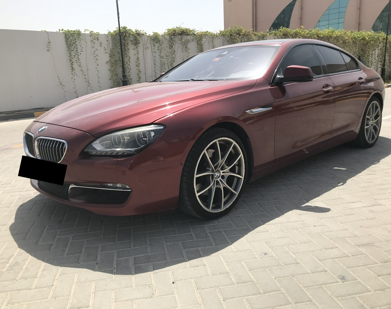 Used BMW 640i Gran Coupe 2013 For Sale In Dubai