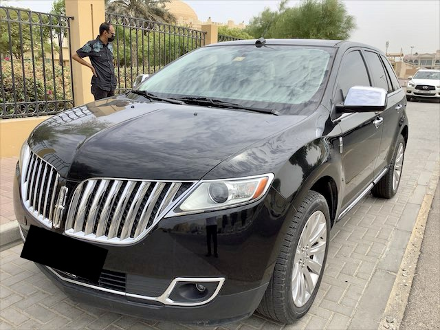 Used Lincoln MKX 2014 For Sale In Dubai