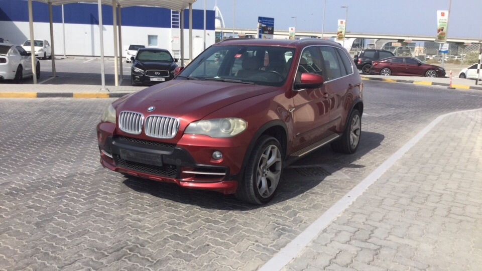 Used BMW X5 4.8 EXE 2009 For Sale In Dubai