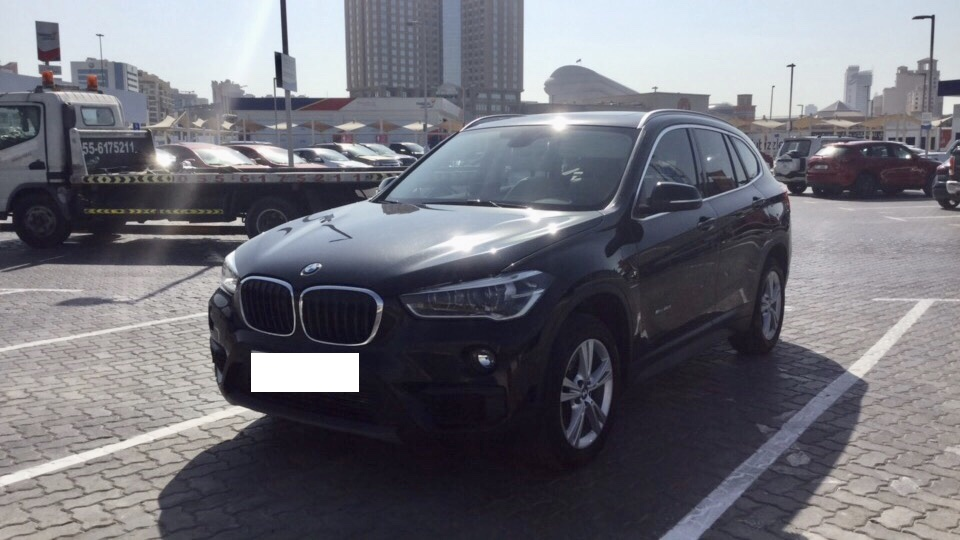 Used BMW X1 20i 2017 For Sale In Dubai