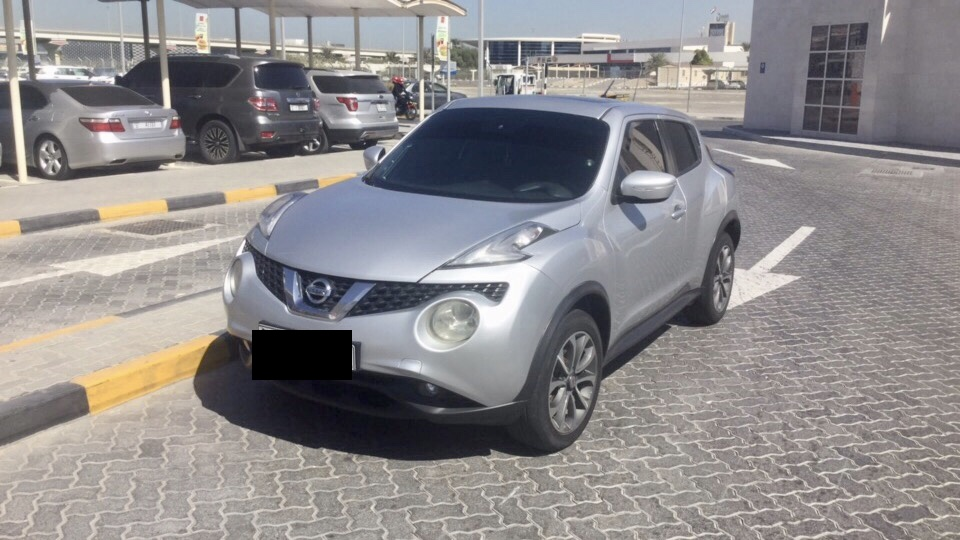 Used Nissan Juke 1.6 Turbo 2015 For Sale In Dubai