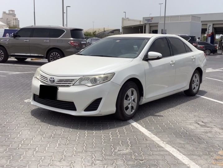 Used Toyota Camry S 2014 For Sale In Dubai