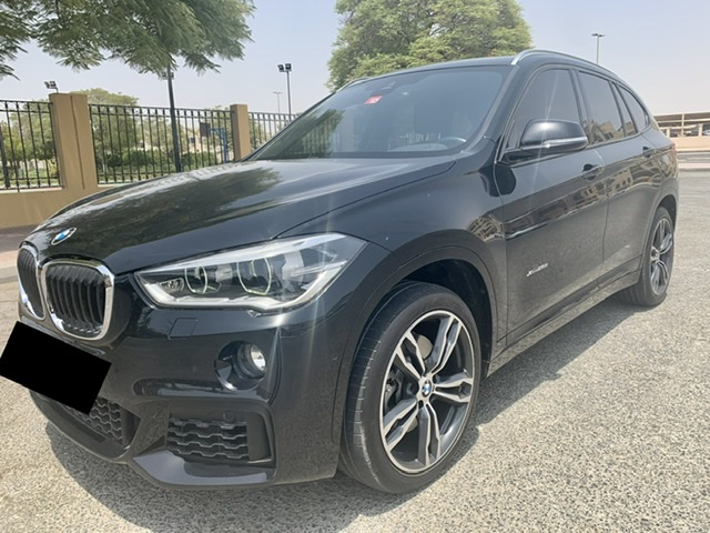 Used BMW X1 25i 2017 For Sale In Dubai