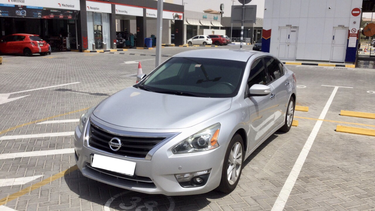 Used Nissan Altima 2.5 SL 2013 For Sale In Dubai
