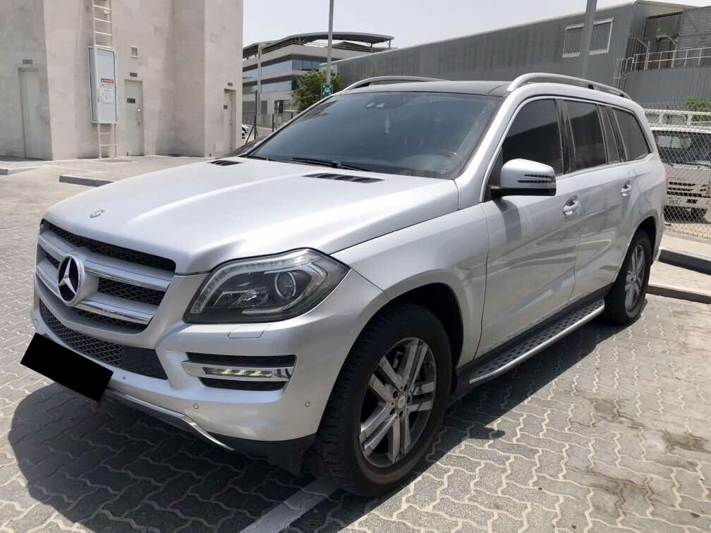 Used Mercedes-Benz GL 500 2014 For Sale In Dubai