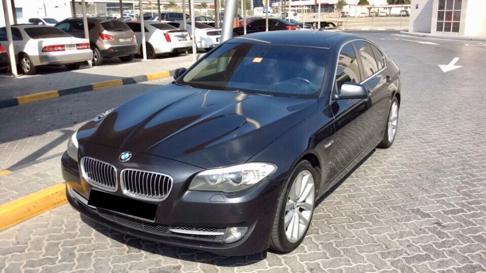 Used BMW 535i 2011 For Sale In Dubai