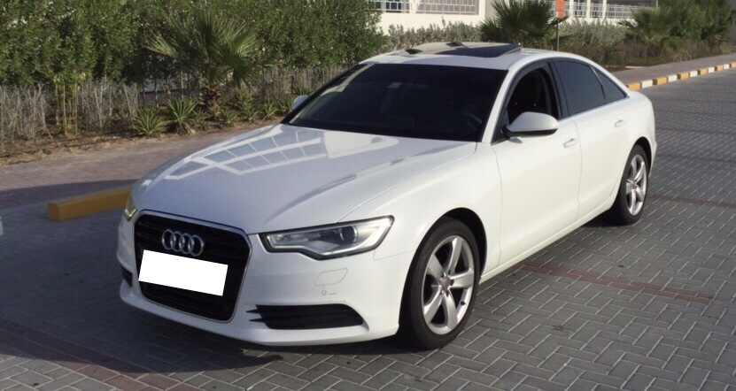 Used Audi A6 2.0L 2014 For Sale In Dubai