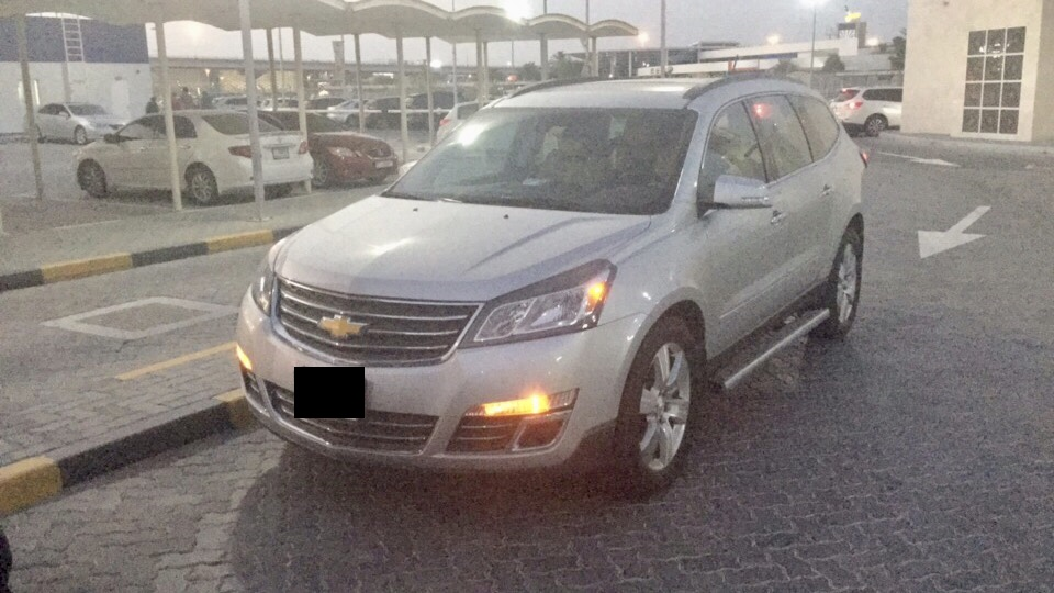 Used Chevrolet Traverse LT 2014 For Sale In Dubai