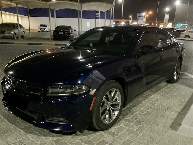 Used Dodge Charger 3.6 SXT Plus 2015 For Sale In Dubai