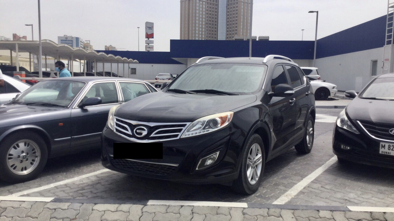 Used GAC GS5 2.0 2015 For Sale In Dubai