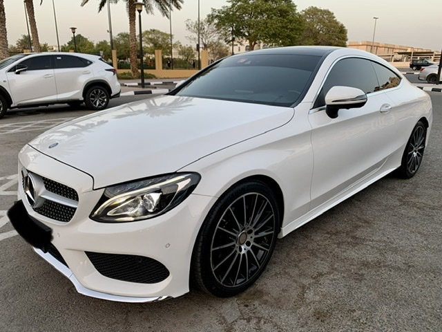 Used Mercedes-Benz C 200 Coupe 2017 For Sale In Dubai