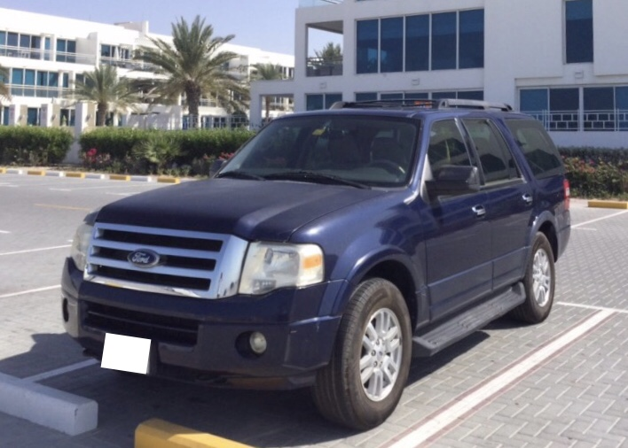 Used Ford Expedition 2010 For Sale In Dubai